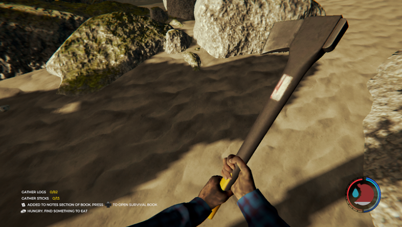 The Forest Best Melee Weapon