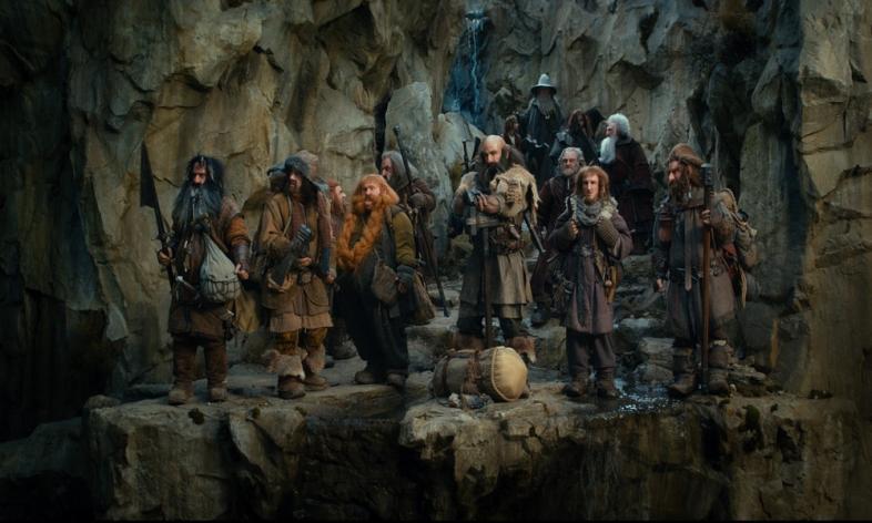 Fantasy movies like The Hobbit