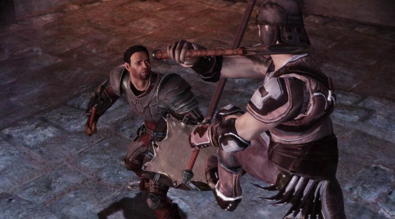 Dragon Age Extra Dog Slot