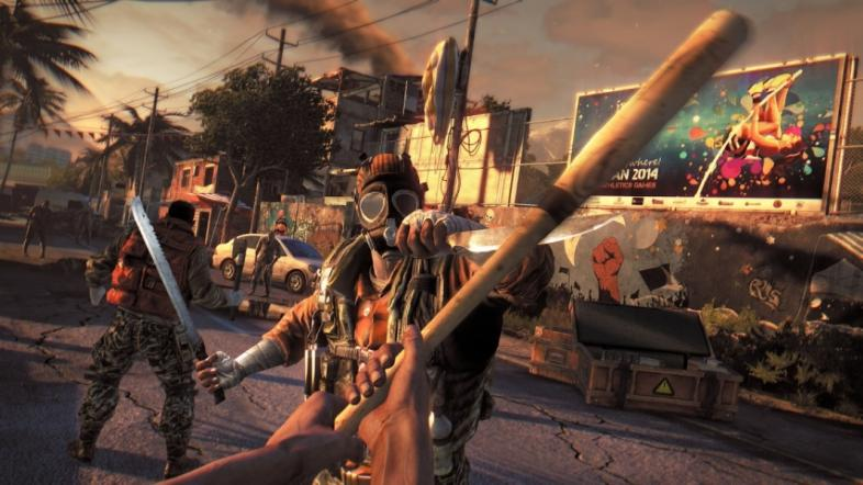 games like dying light