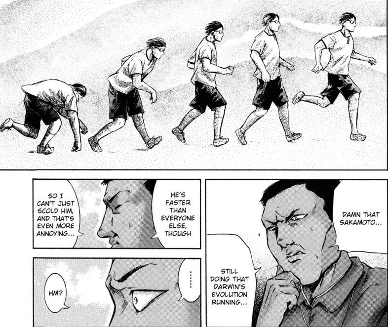 Manga with OP MC in School