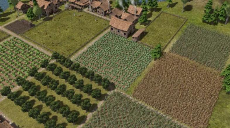 Banished orchards, Banished gameplay