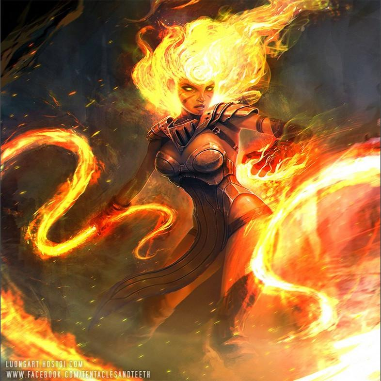 Top 5 D D Best Fire Spells Gamers Decide Most spells that involve fire and setting fire to things specifically state that items are being carried don't turn. top 5 d d best fire spells gamers decide