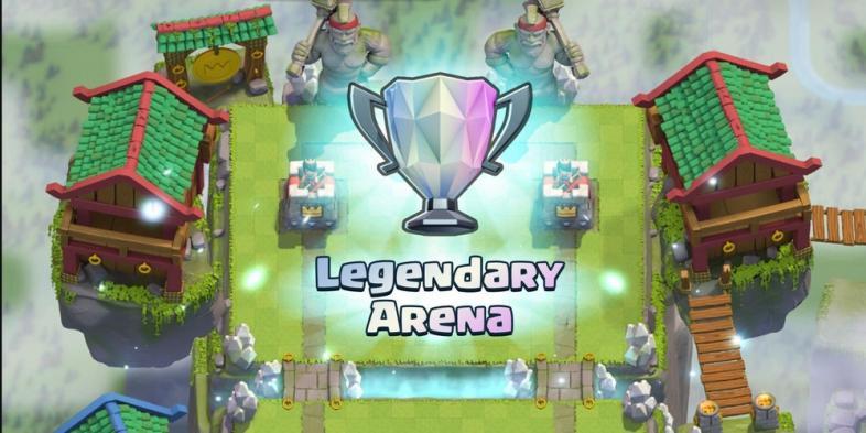 Top 7 Clash Royale Best Legendary Cards