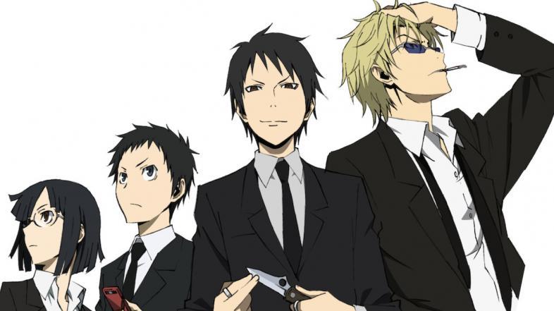 Anime Like Durarara!!