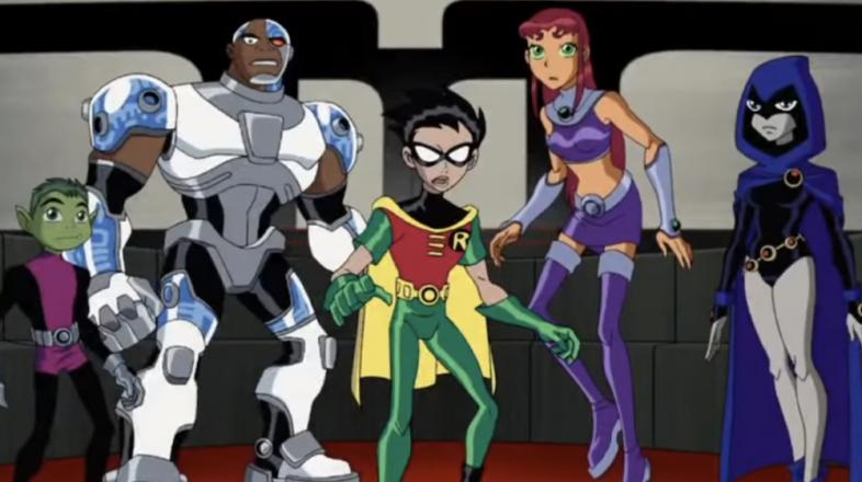 Top 10 Cartoons like Teen titans, Best cartoons, Super Hero Cartoons