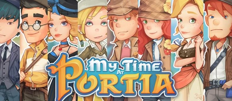 My Time at Portia Best Armors