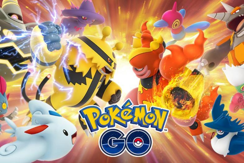 Pokemon GO Best Attackers