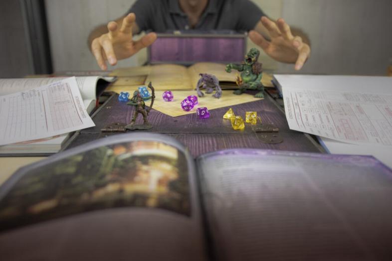 Best Tabletop RPGs