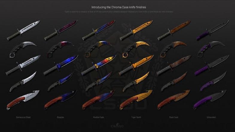 CSGO Best Knife Skin
