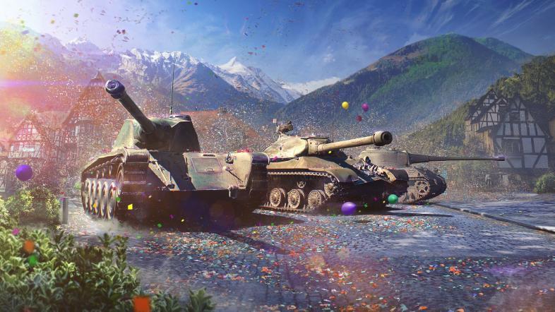 World of Tanks Best European Tanks