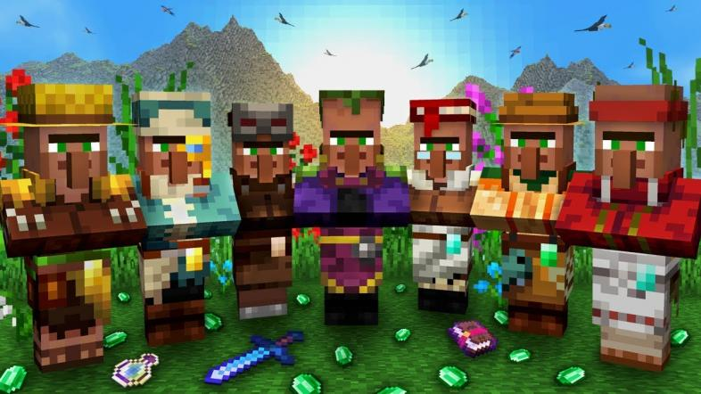 Minecraft How To Breed Villagers Gamers Decide