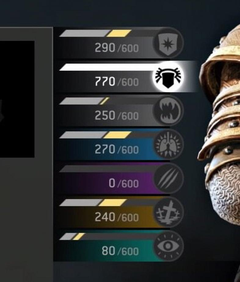 For Honor Best Perks for every hero,