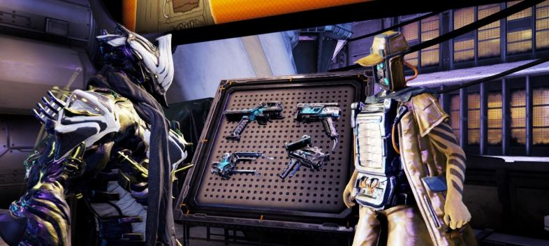 Warframe: Best Kitgun Builds For Every Activity | GAMERS DECIDE