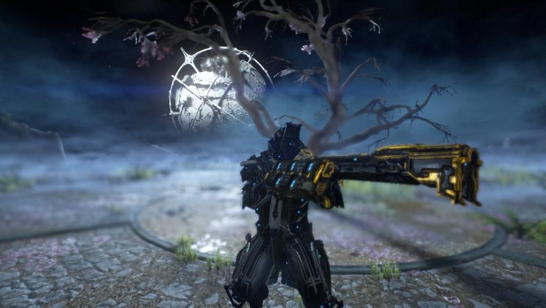 Vauban Prime holding the deadly Trumna