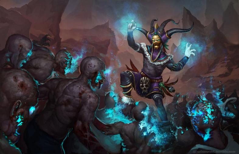 Diablo 3 Best Armor Sets for Witch Doctor