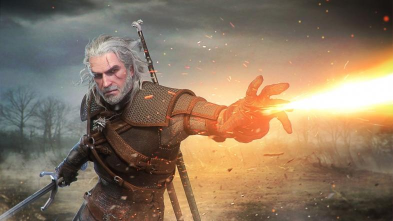 The Witcher 3 Best Build (Create The Most Powerful Geralt) | GAMERS