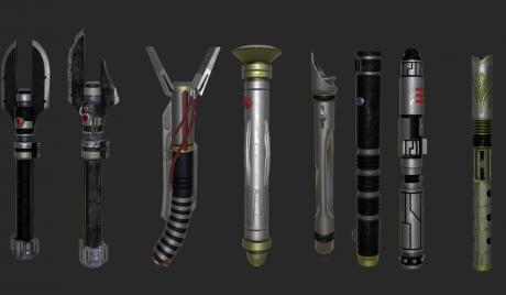Best SWTOR Lightsabers