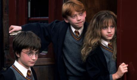 Harry Potter, fantasy movies