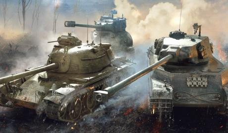 12 Tank Games That Are Amazing