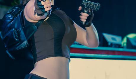 Lara Croft, Cosplay, sexy