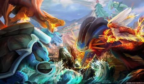Best Pokemon for PvP
