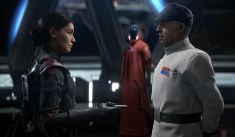 Star Wars officer class 2020