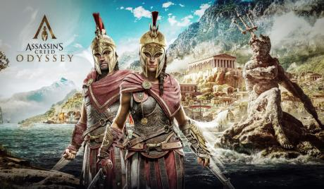 Assassin's Creed: Odyssey Gameplay