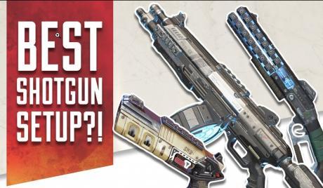 Apex Legends Best Shotgun