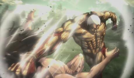 Attack on Titan Best Fights