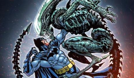 Batman vs Alien Who Would Win, Batman vs Alien