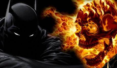 Batman vs Ghost Rider Who Would Win, Batman vs Ghost Rider