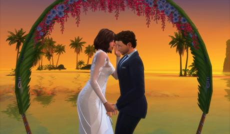 Sims 4 Best Places for Wedding, sims 4 best wedding locations