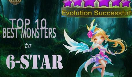 Summoners War Top 10 Best monsters tp 6-star. Summoners War, Farmable monsters
