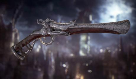 Bloodborne Best Guns
