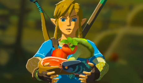 Breath of the Wild Recipes