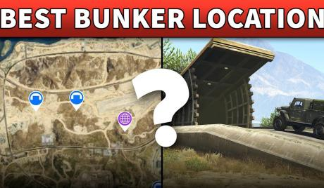 GTA Online Best Bunker