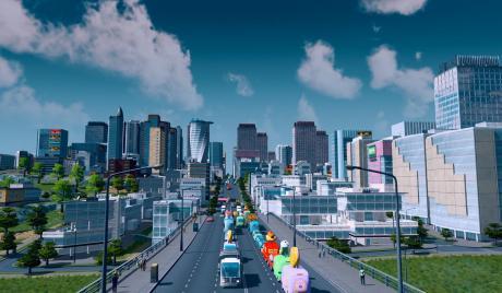 Games Like Cities Skyline