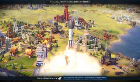 Civilization 6 Science Civs, Civ6 Science Victory