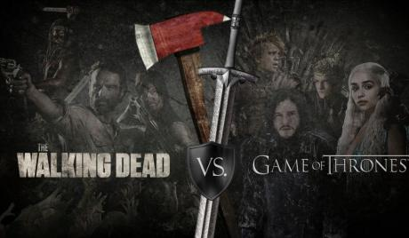 Game of Thrones or The Walking Dead? Which One Likes to Kill Its Characters More