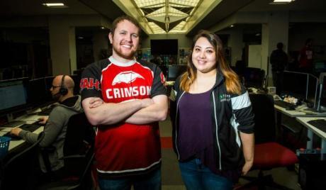 gaming utah university esports scholarship league of legends 2017