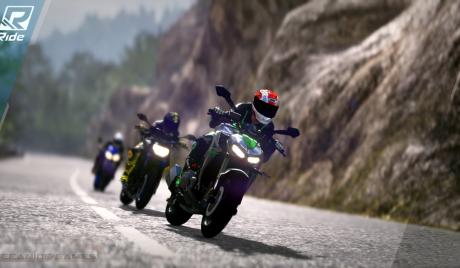 best motorcycle games 2017 gaming PC graphics racing action RIDE