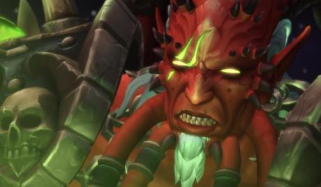 Kil'jaeden is an eredar demon lord and acting leader of the Burning Legion.