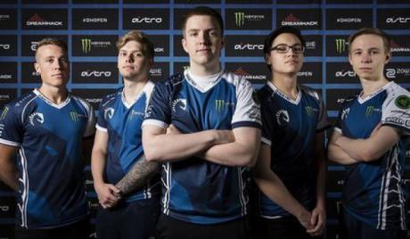 Team Liquid CS:GO team
