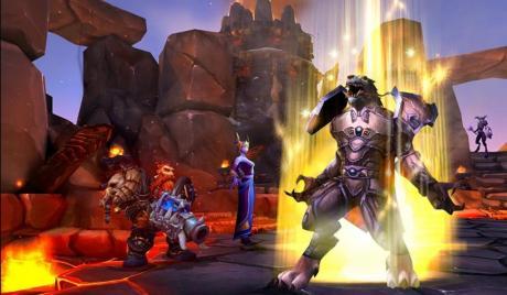 World of Warcraft, Level Scaling