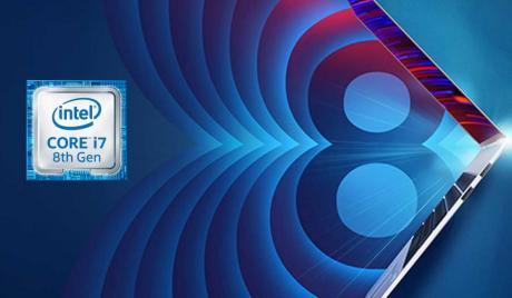Intel 8th-generation processor