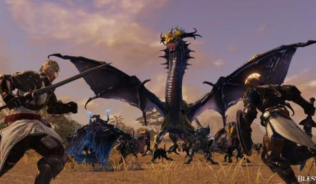 Bless Online, mmo, online multiplayer, pay to win, p2w