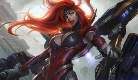 League of Legends Patch 8.6