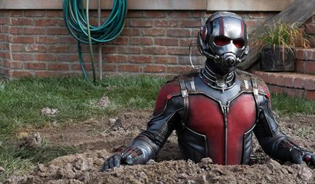 Ant Man Powers