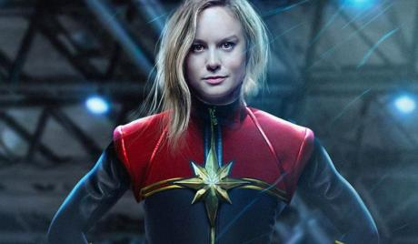 Captain Marvel Powers